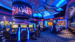 The WinStar has over 7,000 slot machines