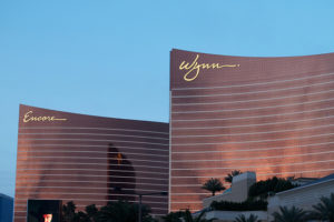The Wynn Encore Resort made the list of the largest casinos in Las Vegas
