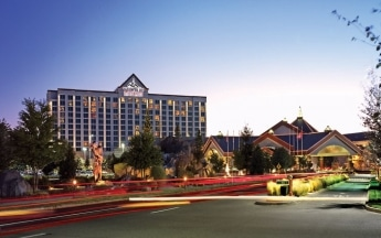 Tulalip Resort Casino, North of Seattle