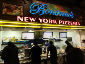 Bonanno's Pizza at the MGM Grand