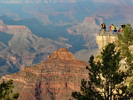 The Grand Canyon is just on of the National Parks close to Las Vegas