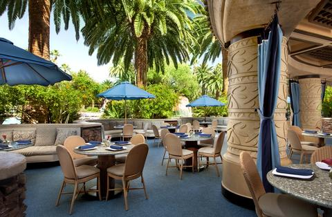 Paradise Cafe at the Mirage