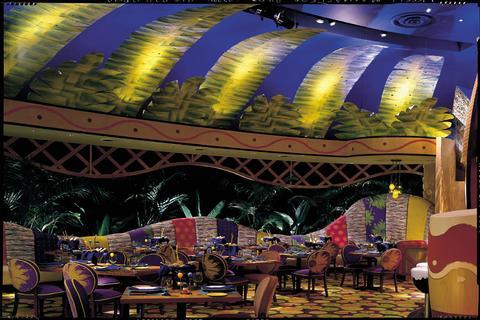 Samba at the Mirage