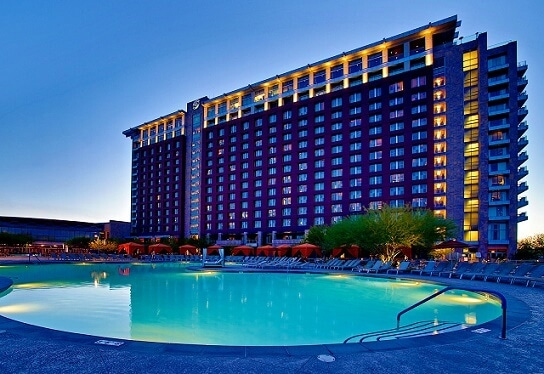 Talking Stick Resort and Casino in Scottsdale