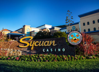 The Sycuan is the closest casino to San Diego