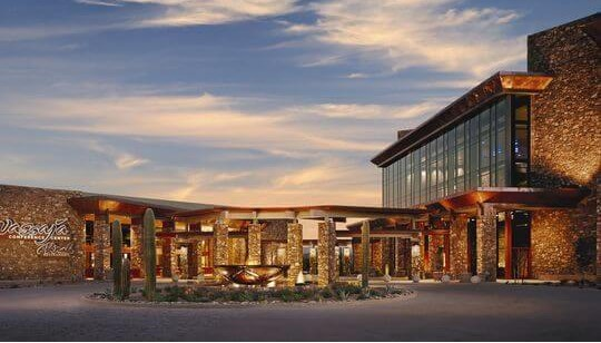 The Wekopa Resort at the Fort McDowell Casino