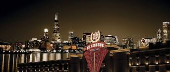 The Horseshoe is the closest casino to Chicago