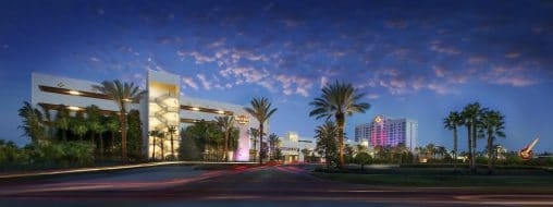 The Seminole Hard Rock Tampa is the closest casino to Orlando
