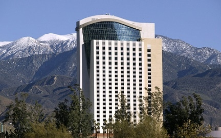 The Morongo Casino Resort & Spa is one of 62 casinos in California
