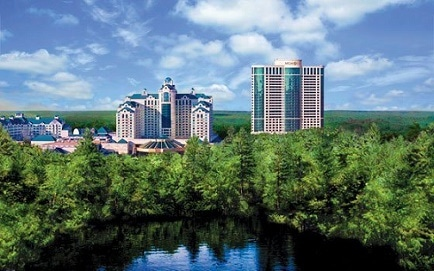 Foxwoods Resort Casino is home to the Festival Buffet