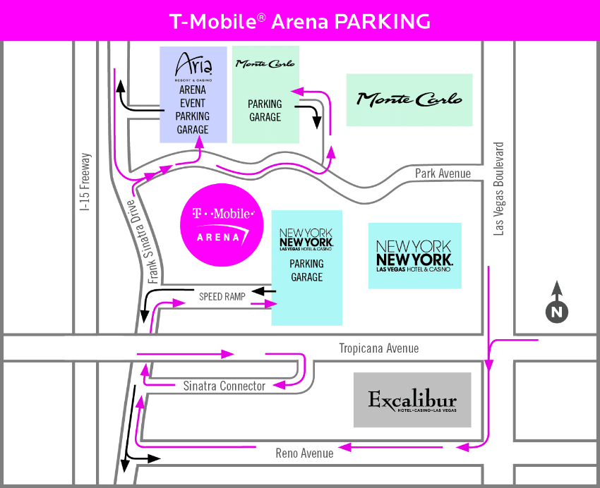 Hotels Close To T Mobile Arena Las Vegas