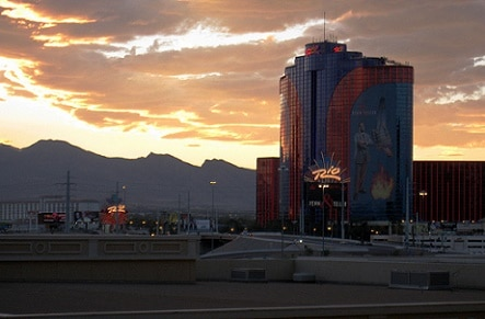 The Rio in Las Vegas has a free shuttle to the Strip