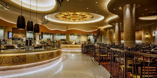 The Winstar's Buffet Pricing is very reasonable