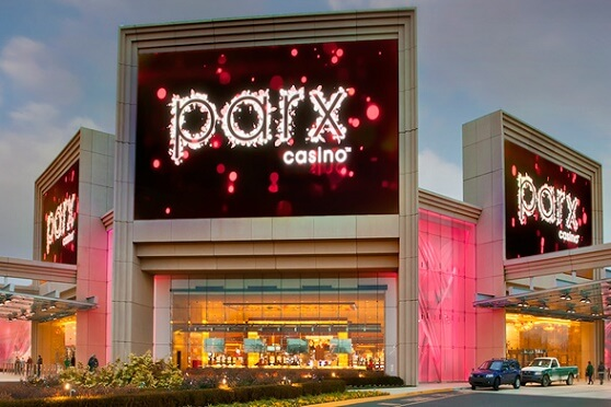 Parx Casino is the busiest casino in Pennsylvania