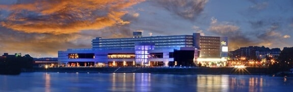 Rivers Casino is the only casino in Pittsburgh