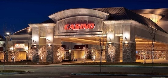 The Meadows Racetrack & Casino is 25 miles from downtown Pittsburgh