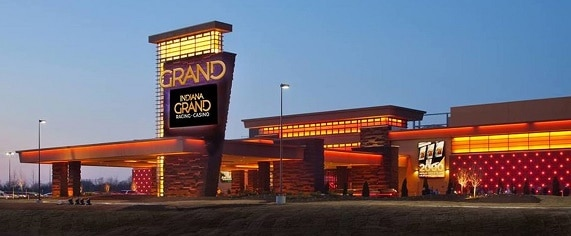 Indiana Grand Racing & Casino is just 27 miles from downtown Indianapolis