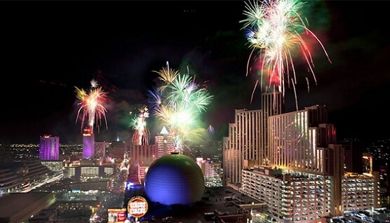Reno, NV New Year's Eve Fireworks
