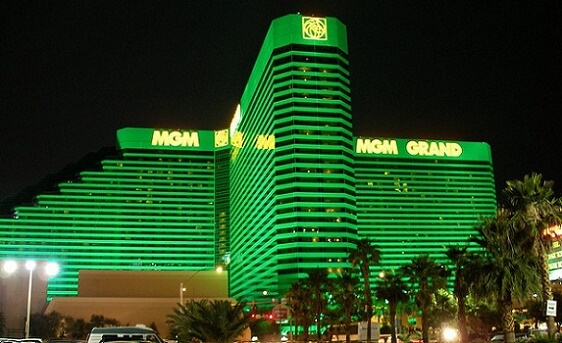 The Mgm Grand Is Largest Hotel In Las Vegas