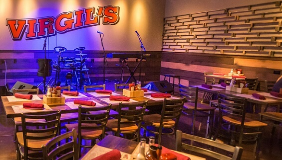 Virgil's Real BBQ on the Linq