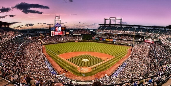 You may not want to include a pitcher on your daily fantasy baseball lineup if he's throwing at Coors Field
