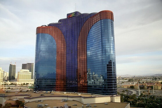 The Rio All Suites Hotel & Casino is about a mile away from the Strip