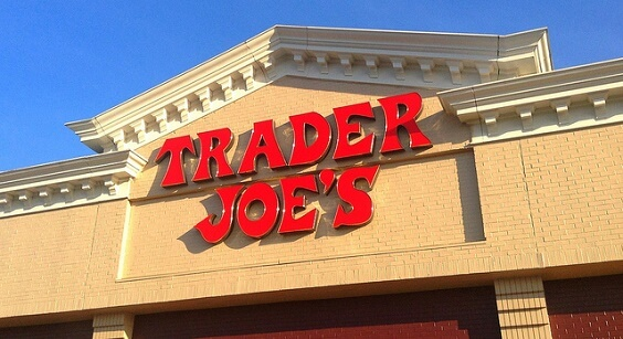There are 5 Trader Joe's stores in Las Vegas