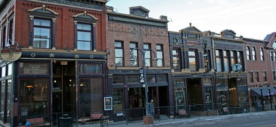Some of the casinos in Cripple Creek