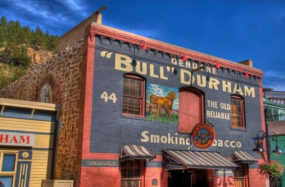 Bull Durham is a fun little casino with character