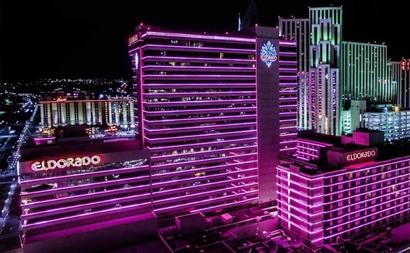 The Eldorado and two other Row Casinos host NYE parties