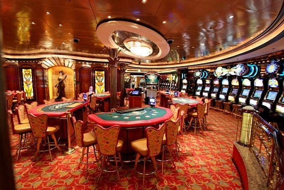Players suspected of being seriously ill at any MCW Casino will be put into an isolation room, (shown here), with full game and ATM access.