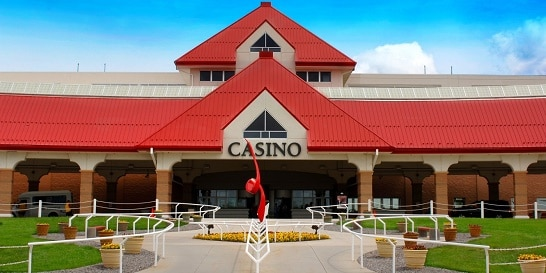 Prairie Meadows is the largest of Iowa's 22 casinos