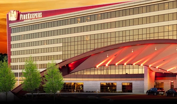 FireKeepers is one of the busiest casinos outside of Detroit