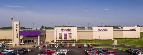 Harrah's Hoosier Park is the 2nd closest casino to Indianapolis
