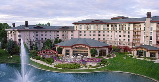 Soaring Eagle is the 2nd biggest casino in Michigan