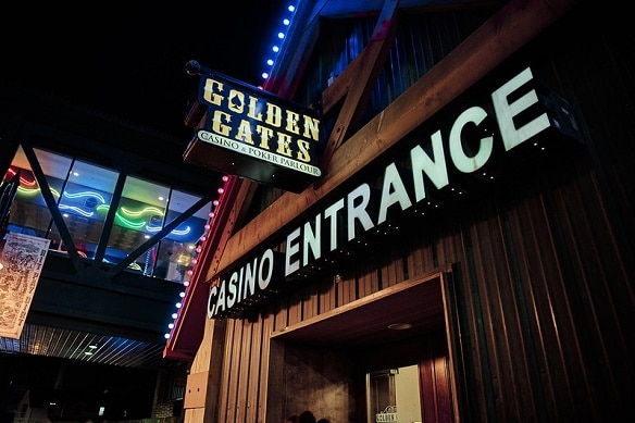 The Golden Gates is one of many Black Hawk casinos to have a sportsbook