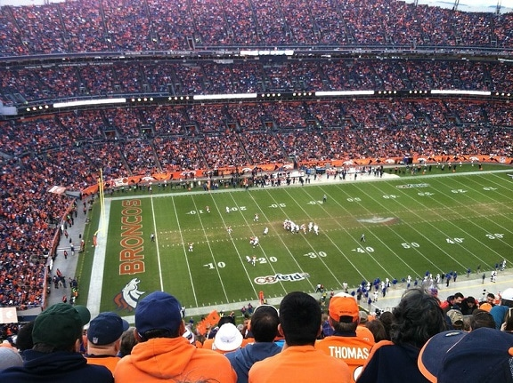 You can now legally bet on Broncos games in Colorado