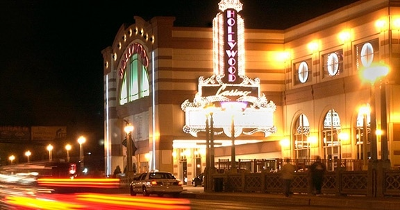 The Hollywood Casino in Aurora