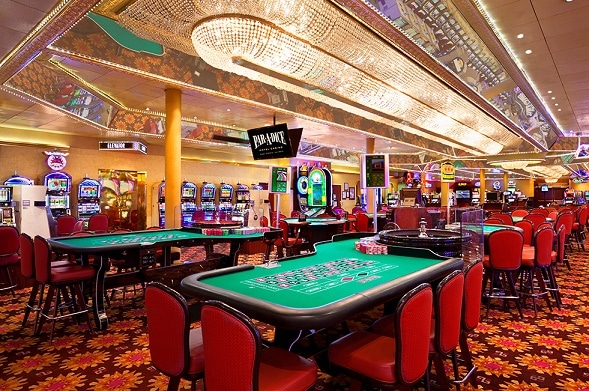 The casino has 30 table games and over 900 slots.