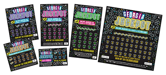 These Georgia Lottery scratch off tickets had second chance drawings