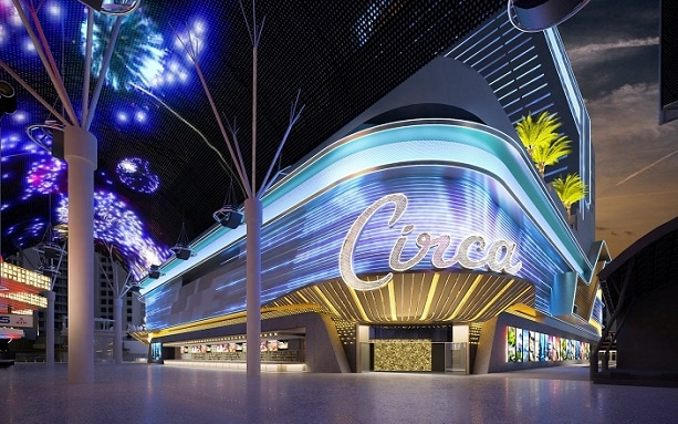 Circa Las Vegas is the newest casino in downtown Las Vegas