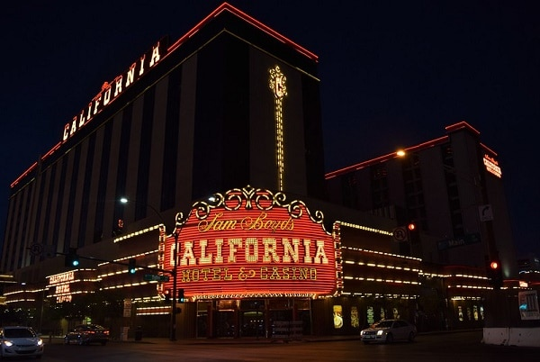 The Californian is one of 12 hotels in downtown Las Vegas