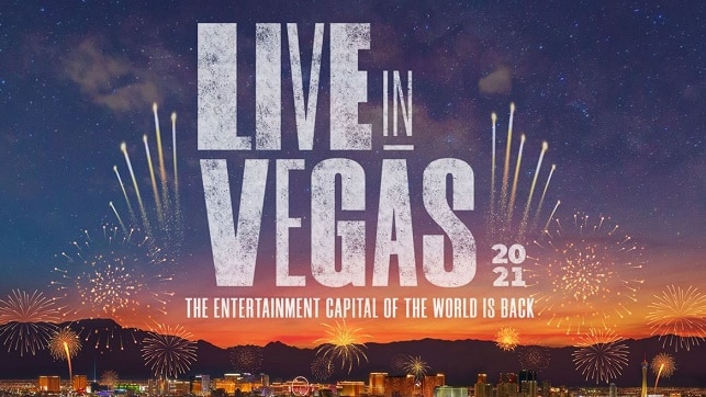 The Las Vegas Strip fireworks show takes place Sunday July 4th at 11 PM.
