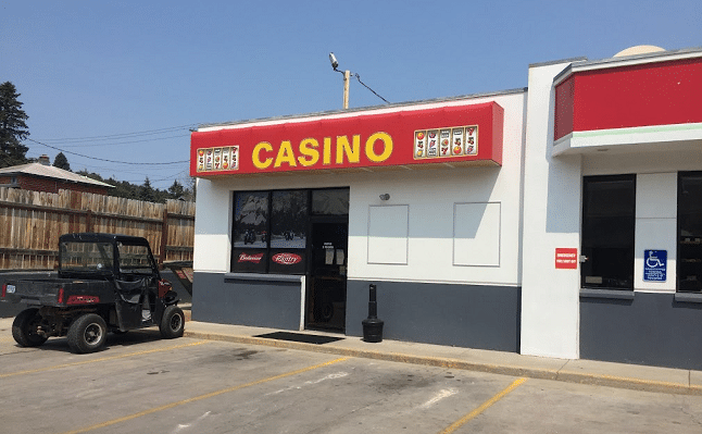 There is one casino in Custer, South Dakota
