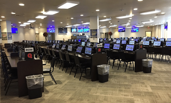 The Plaza Casino's Bingo Hall is the only one on Fremont Street